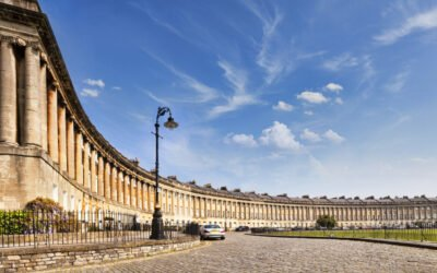 The City of Bath Has Been Named One Of The World's Greatest Places in 2021 By Time Magazine!!